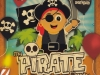 My Pirate Kids Party template