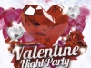 Valentine Night Party Flyer Template